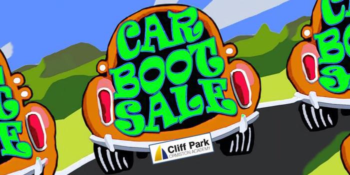 Cliff Park Oa Car Boot Sale Cliff Park Ormiston Academy