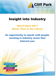 Insight into Industry Booklet