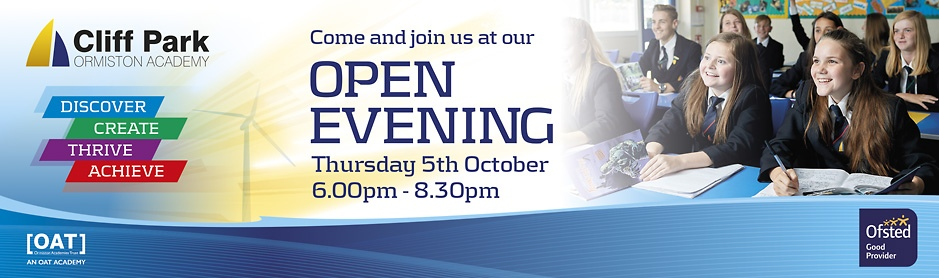CPOA Open Evening October 2017