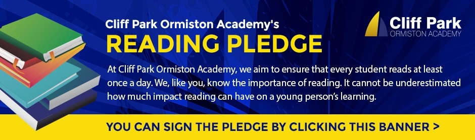 CPOA Reading Pledge