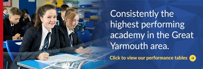 Cliff Park Ormiston Academy - Highest Performing Academy in Great Yarmouth Area
