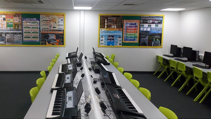 Cliff Park New Music Suite
