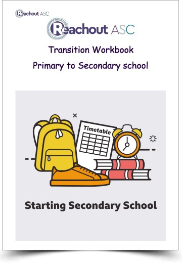 ASC transition to Secondary school booklet