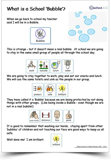 What is a School Bubble?