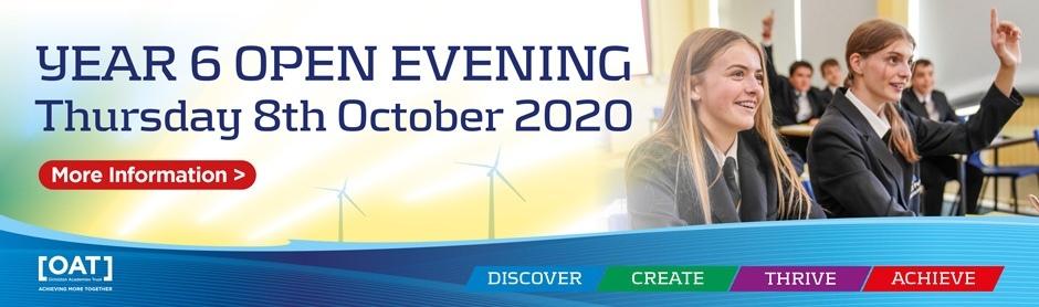 2020 CPOA Open Evening