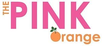 Pink & Orange Logo