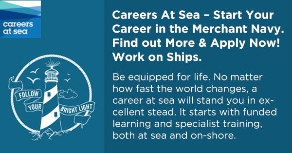 Careers at Sea