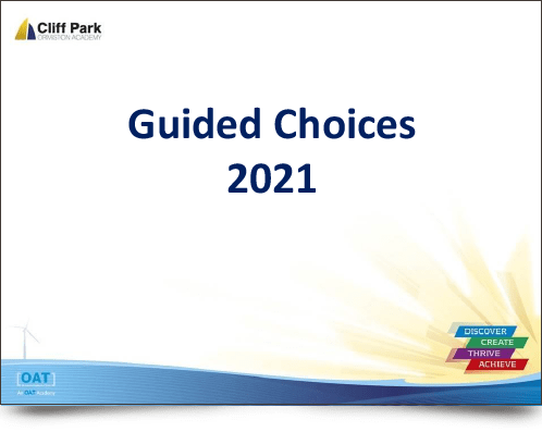 guided choices